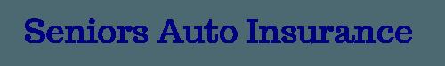 Seniors Auto Insurance Logo